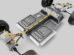 Der Unterbau mit Batterie-Paket im Volvo XC40 Recharge.