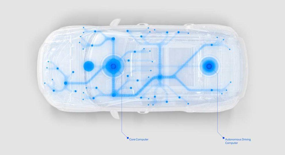 Volvo Cars weitet die Zusammenarbeit mit dem US-amerikanischen Hightech-Unternehmen Nvidia aus.