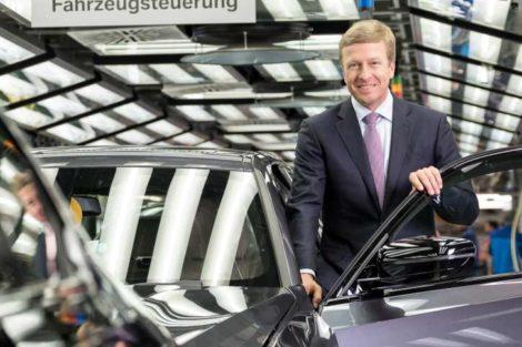 Oliver Zipse BMW