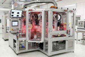 VW Batteriezelltechnologie Salzgitter