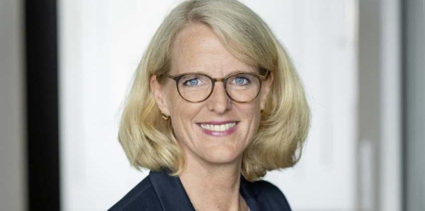 """Elke Temme, neue Leiterin des Bereichs """"Laden & Energie"""" bei Volkswagen Group Components"""
