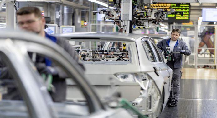 VW Produktion
