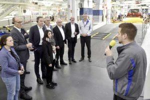 VW Digitalisierung Werk Wolfsburg
