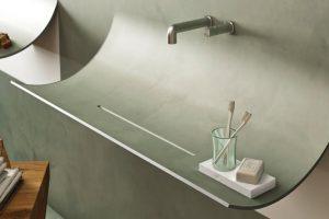 Innovatives Waschbeckendesign