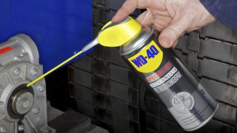 WD-40 Company Schmieröl Sales Manager Head of Marketing