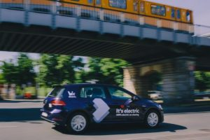 WeShare Berlin Expansion Carsharing