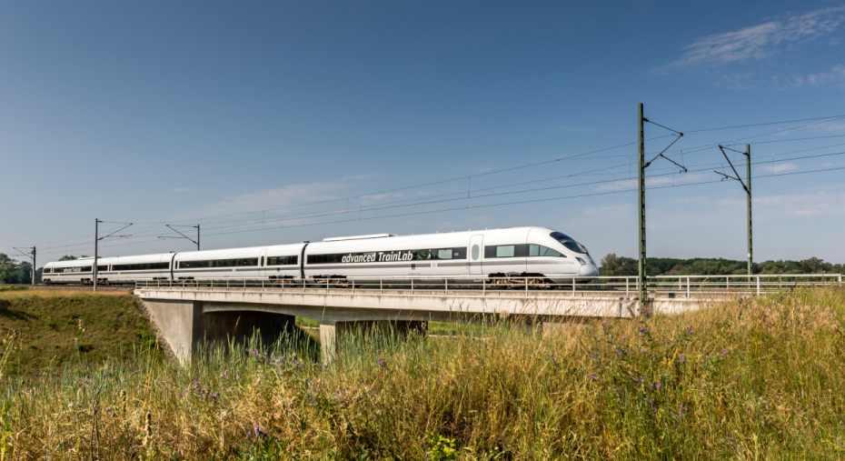 Advanced Train Lab ZF Deutsche Bahn DB