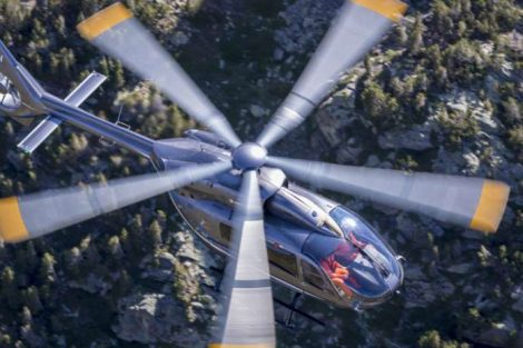 ZF Airbus Helikopter H145