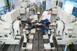 Arbeitsplatzsorgen in deutscher Wirtschaft